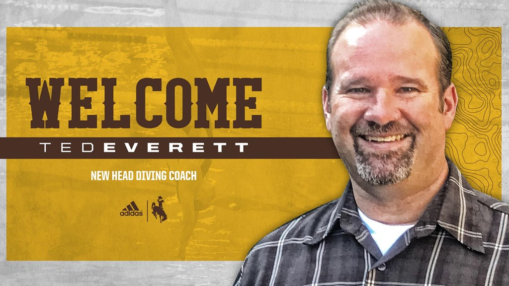 Wyoming Names Ted Everett as Head Diving Coach