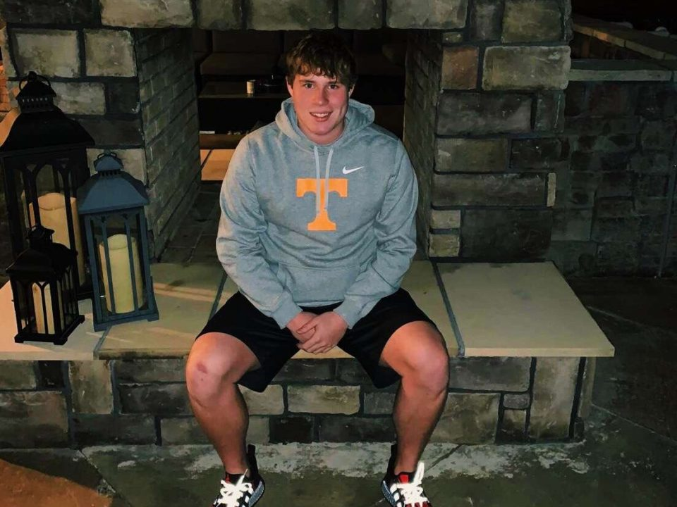 Butterflyer Thomas Horne Verbally Commits to Tennessee for 2020-21
