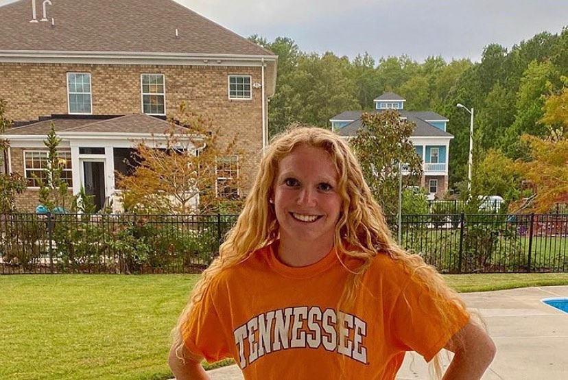 OT Qualifier Lauren Barakey Makes Verbal Commitment to Tennessee