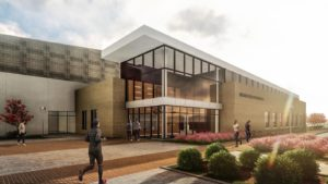 Texas A&M Reveals Name of New Swimming and Diving Facility