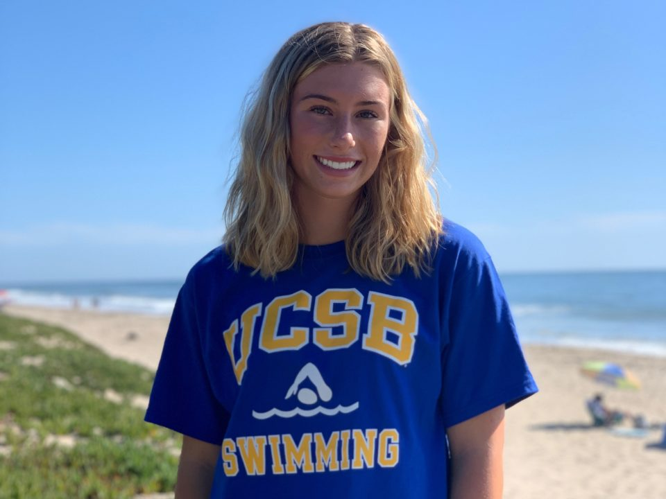 SoCal Sprinter Reagan Nibarger Makes Verbal Pledge to UCSB Gauchos