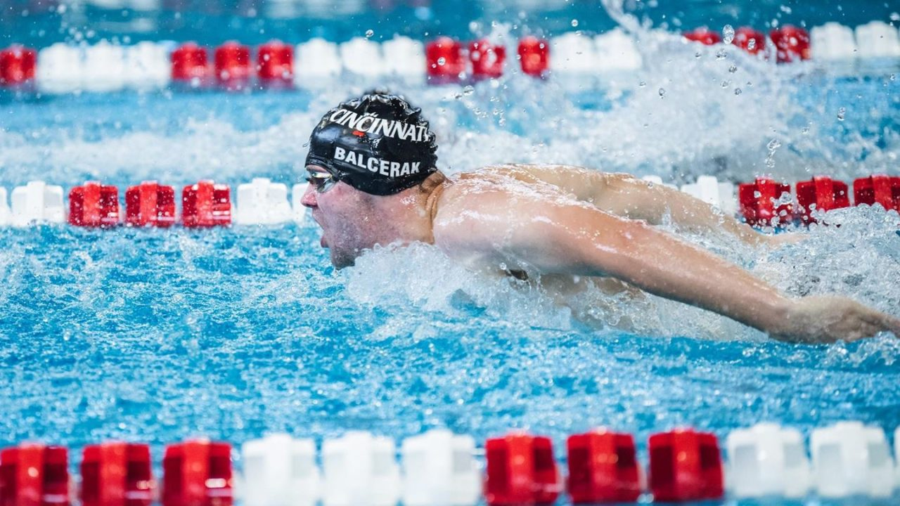 Cincinnati Takes 9 Individuals in Sweep of Division III Denison