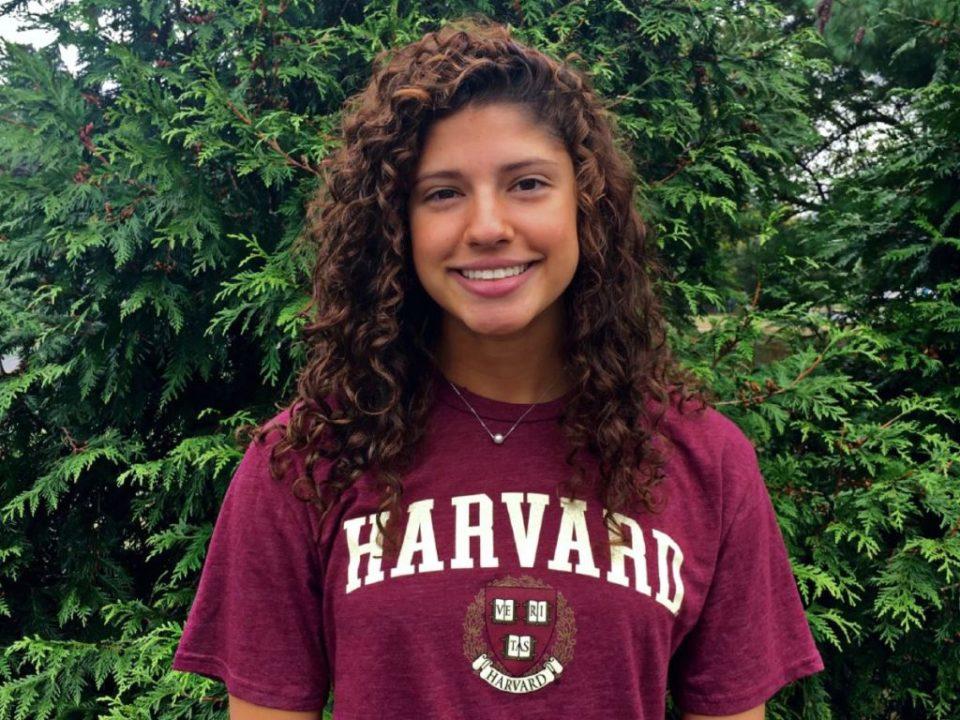 Harvard Lands 2020 Verbal from Jersey Native Victoria Eisenhauer