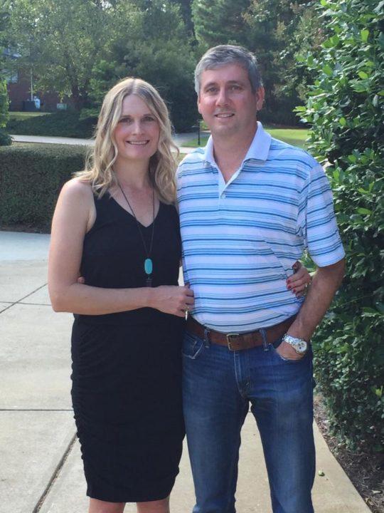 Wayne, Linda van der Poll Bring Big Blue Swim School to Wake County, N.C.