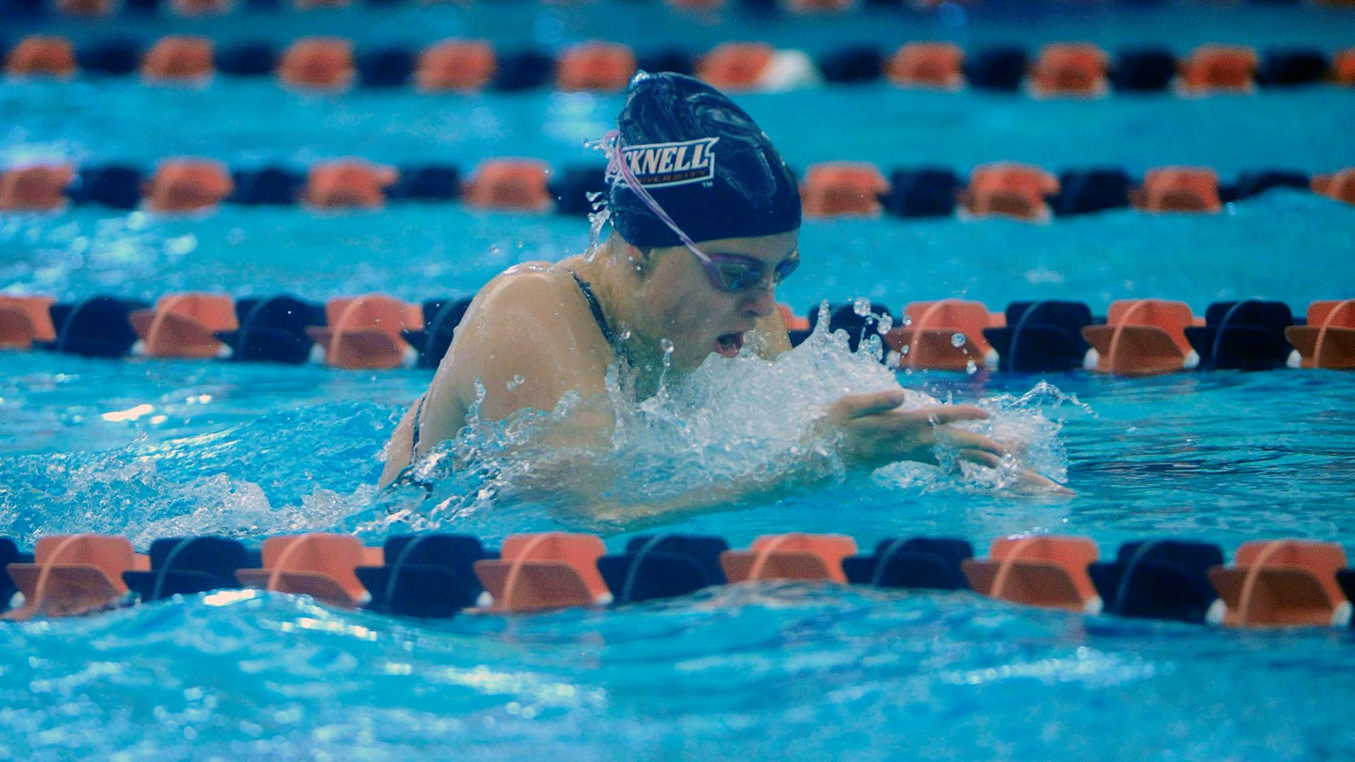 Bucknell Sweeps Past Holy Cross