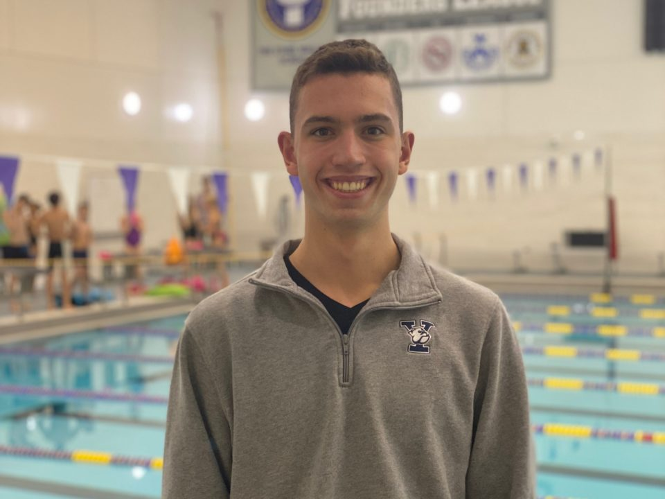 Futures Champion Adam Zapatka Verbally Commits to Yale for 2020-21