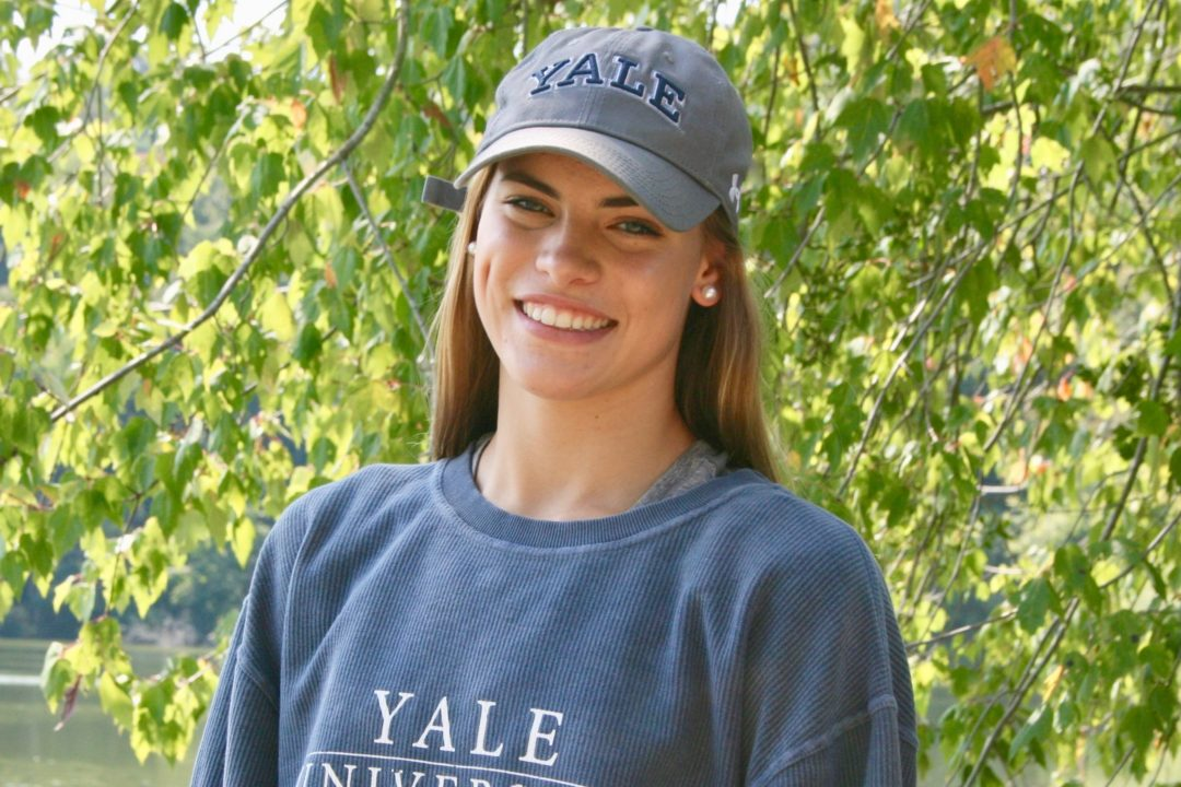 High School Relay Record-holder Alex Massey Verbally Commits to Yale