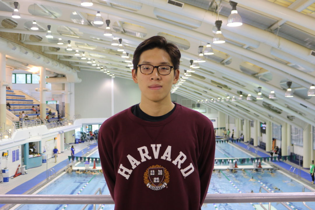 2019 Speedo Junior Nat'l Champion Dylan Rhee Sends Verbal to Harvard for 2020