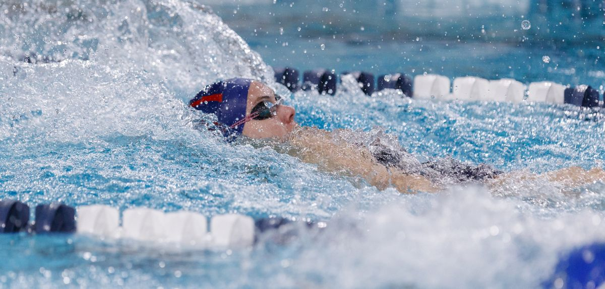 Liberty Wins 9 Friday Events, Bests UNC Asheville 203-134