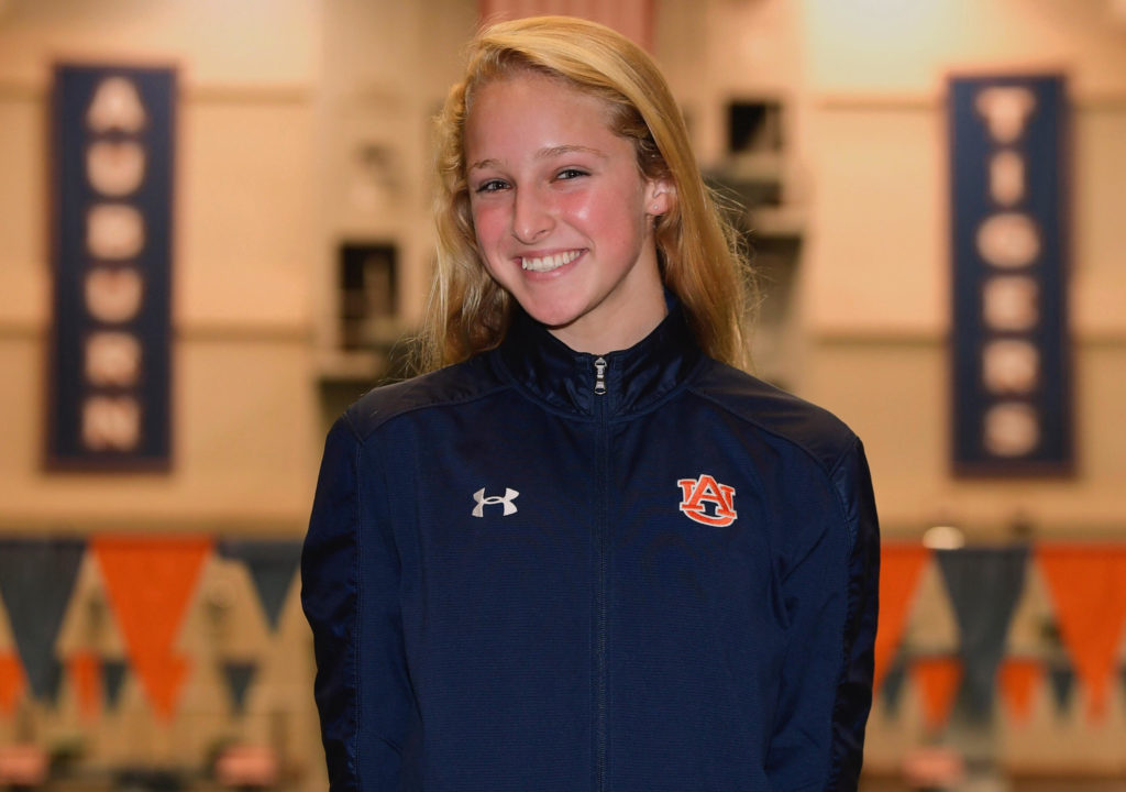 Class of 2021 #10 Recruit Ellie Waldrep Gives Verbal to Auburn Tigers