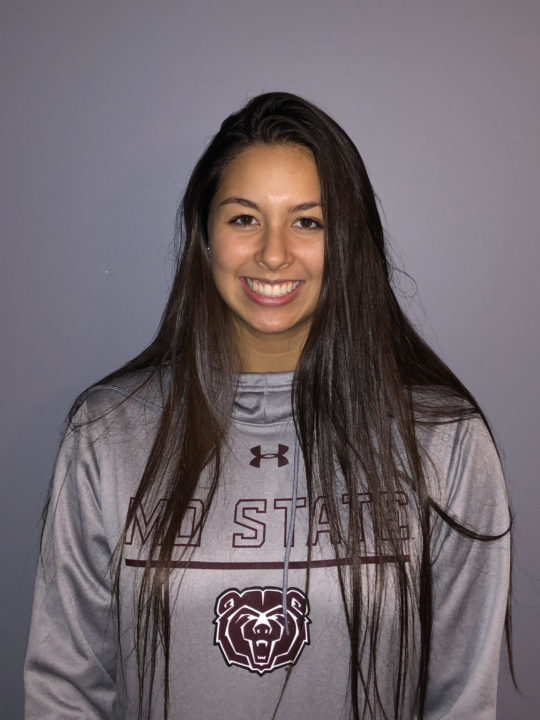 Missouri State Adds Another Verbal From Anika Lam For 2020-2021