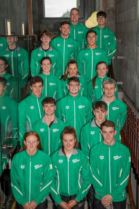 Swim Ireland Sees Funding Increase For 2020 Olympic Year