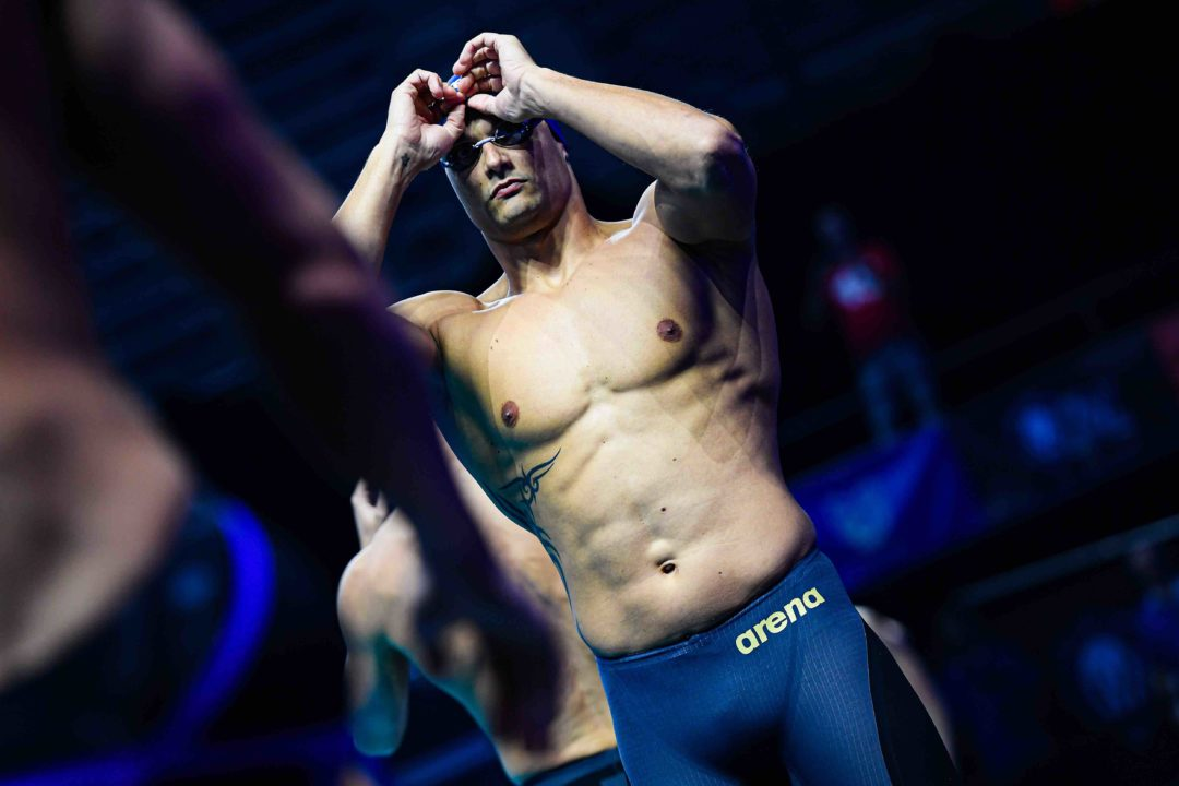 Florent Manaudou Entra A Far Parte Del Team Elite Arena