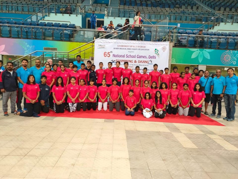 GAF, SGTIDM & GAFRAY Swimmers Have Strong Showing At 65th National School Games