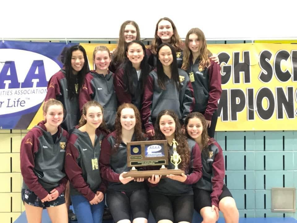 Dimond Girls Win Alaska State Title in Runaway; Service Boys Win on Final Race