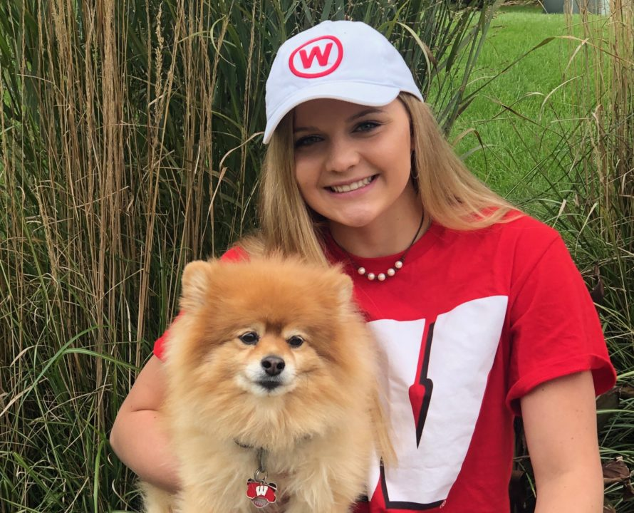 Wisconsin State Record Holder Abby Carlson Commits to Wisconsin For 2021
