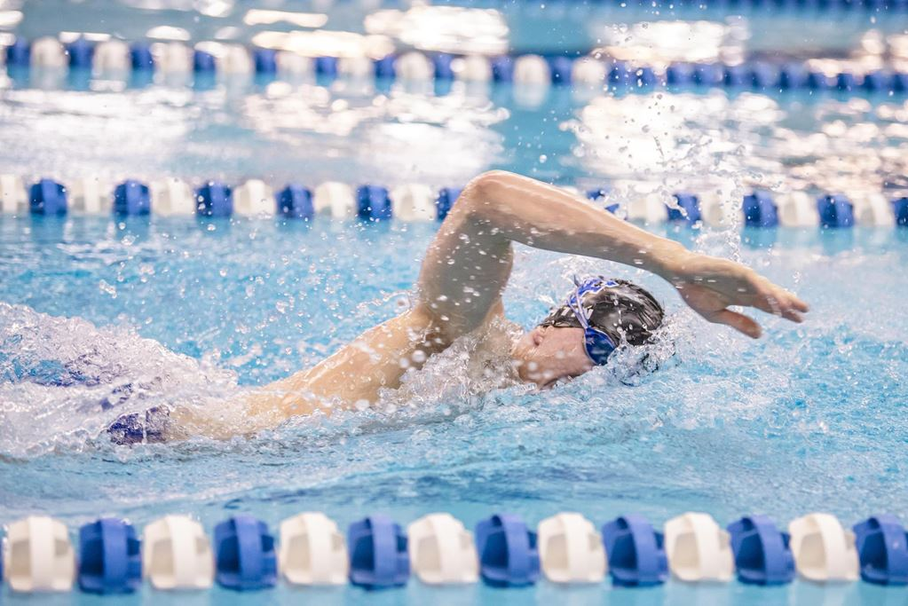 Air Force Men Sweep Grand Canyon In Two-Day Dual