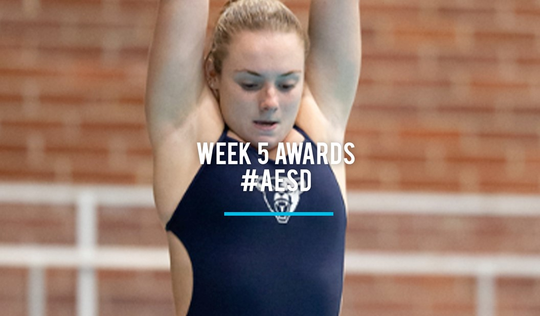 Binghamton and Maine Capture Week 5 America East Awards