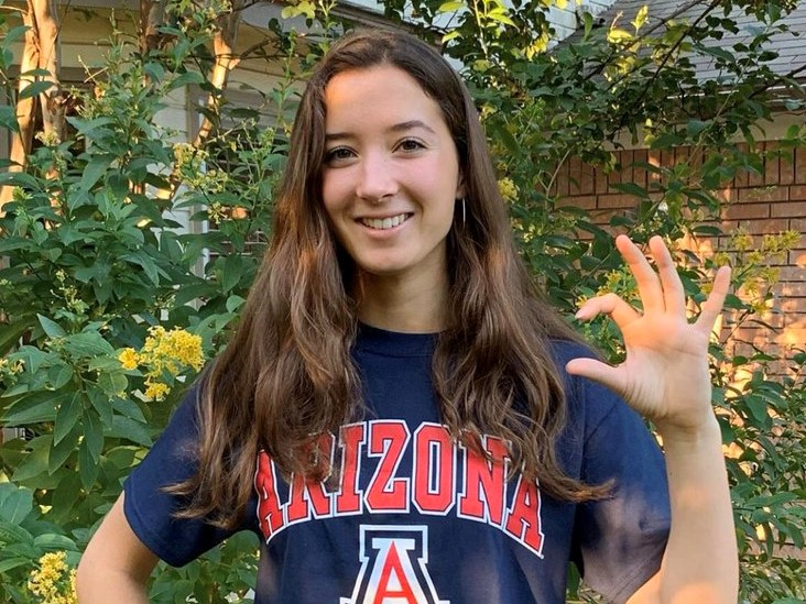 Grace Anderson Gives Verbal Nod to Arizona for 2020-21