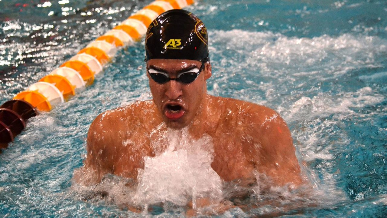 Colorado Mesa Dominant Through Day Two Of A3 Performance Invite