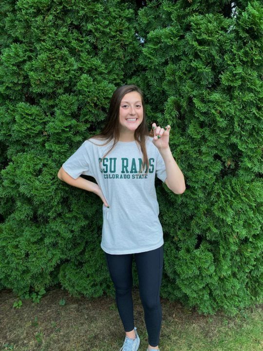 Colorado State Scores Verbal Commitment from Futures Finalist Kendra Preski