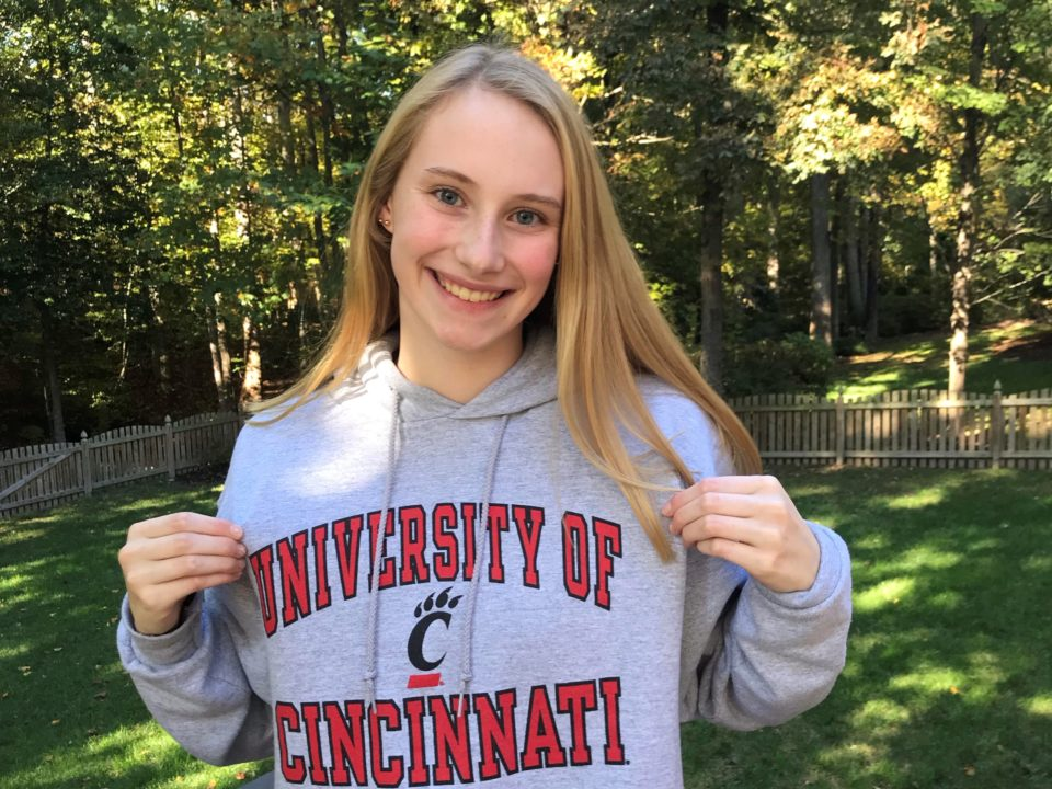 Cincinnati Picks Up Verbal Commitment from NOVA's Annabelle Young (2021)