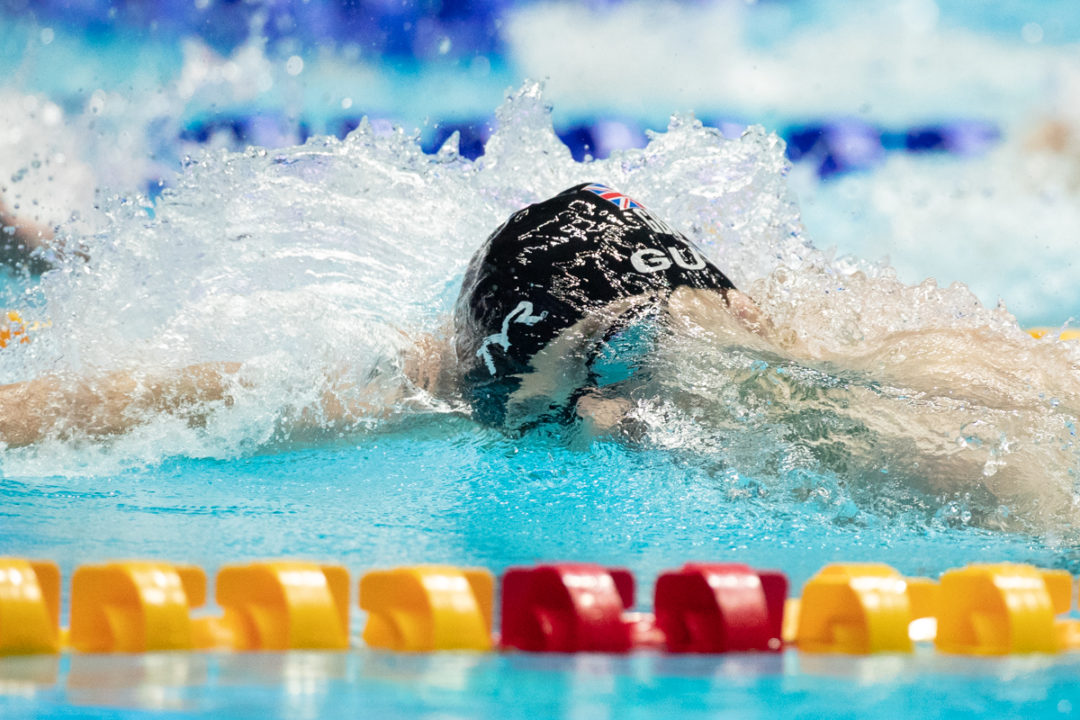 Santos & Guy Get It Done On Night 1 Of Swim Cup Lausanne