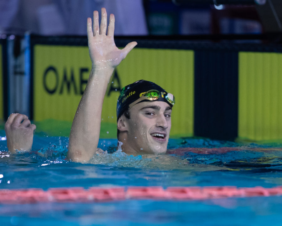 2020 Sette Colli: Alberto Razzetti Downs Over Decade-Old 200 IM Italian Mark