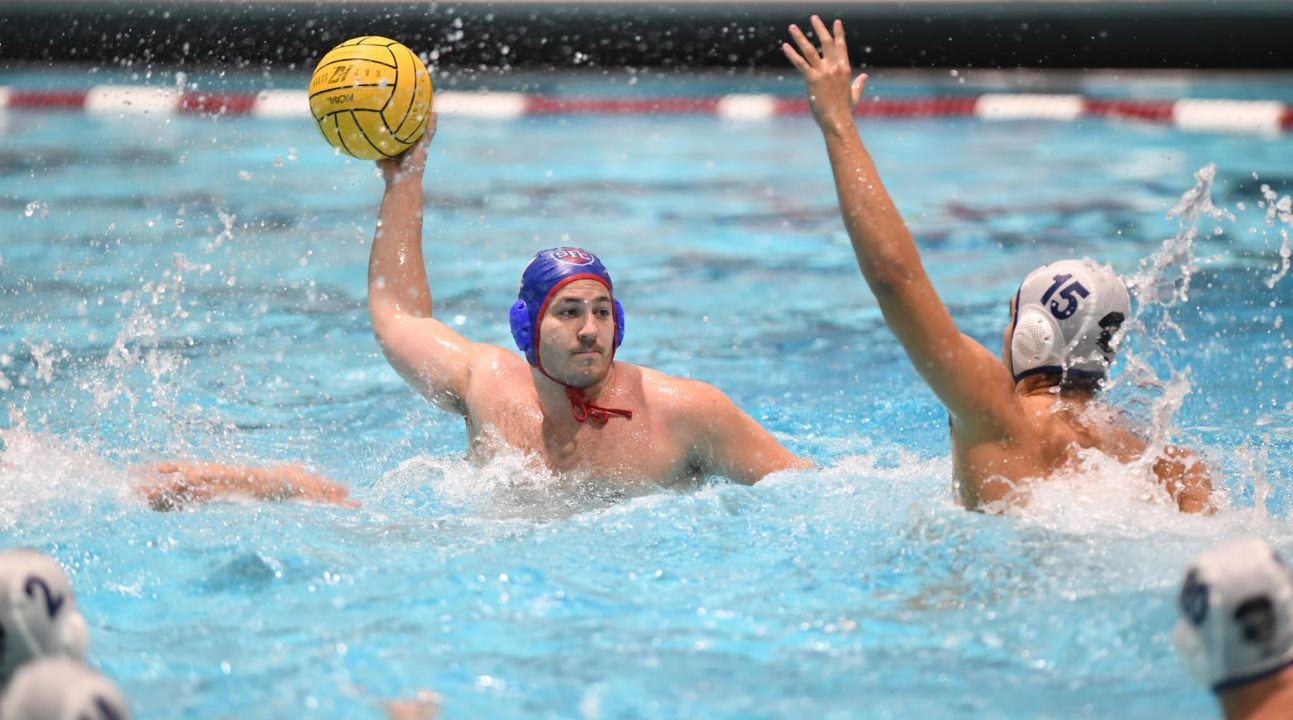 Cavazos, Fodor, Hevesi Net 6-Goal Efforts on Water Polo Week 12