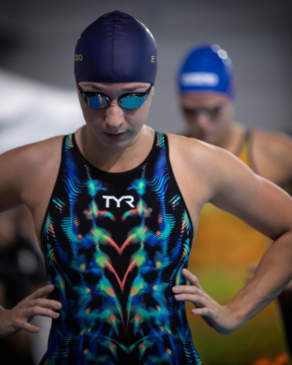 Elena di Liddo Out For Aqua Centurions; Leaves Just 9 Women On Roster