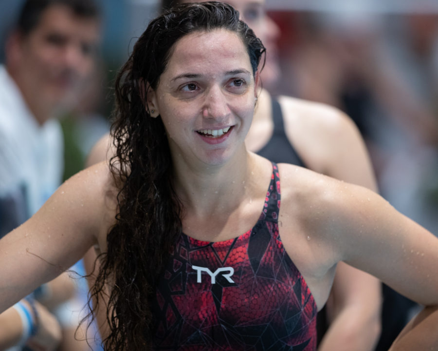 Elena Di Liddo Argento Ai Campionati Europei Nei 100 Metri Farfalla