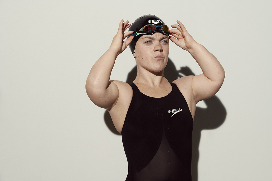 Paralympics Cham Ellie Simmonds OBE rekindles love for water With Team Speedo