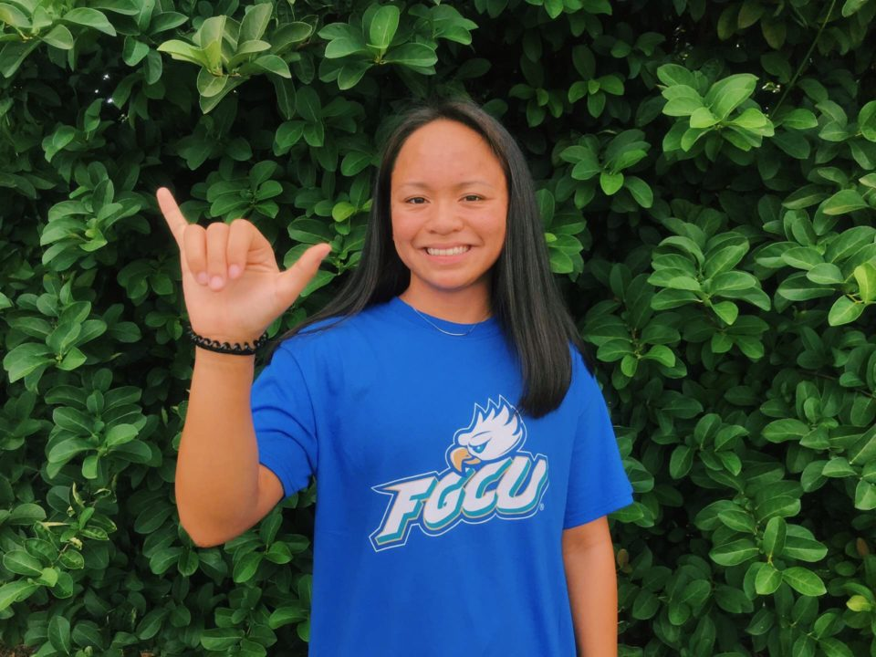 Florida Gulf Coast Receives Commitment from Sophia Macaisa