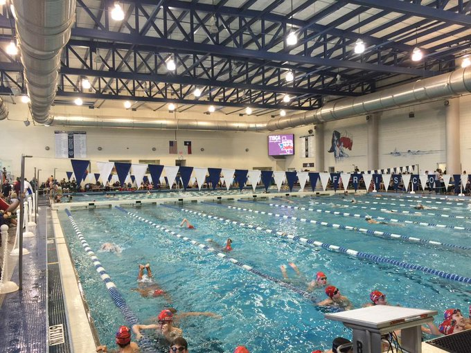 Frisco, Texas ISD Is Building Another 50 Meter Pool