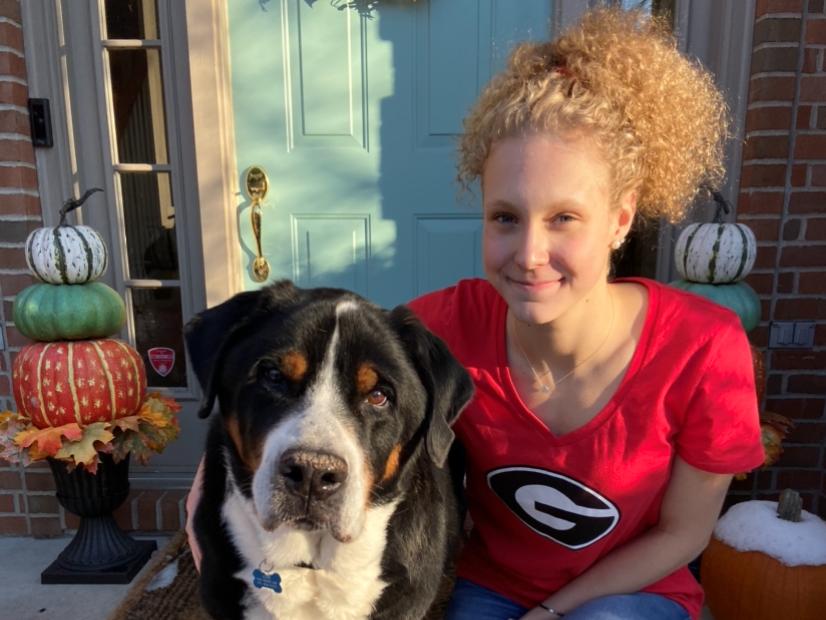 Olympic Trials Qualifier Elsa Fretz (2021) Verbally Commits to Georgia