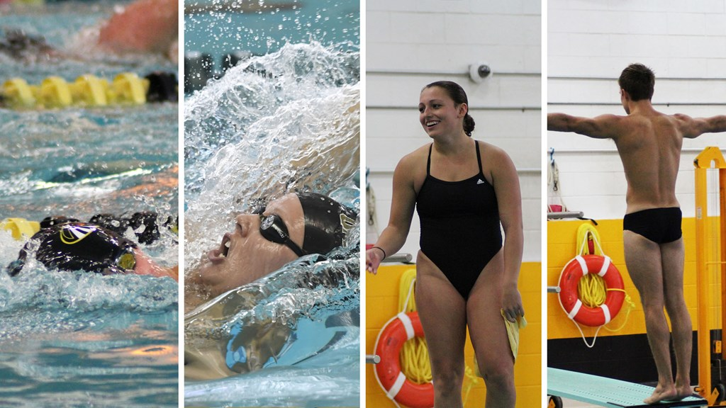 Colwell, Garcia Earn Horizon League Swimmer of the Week Honors