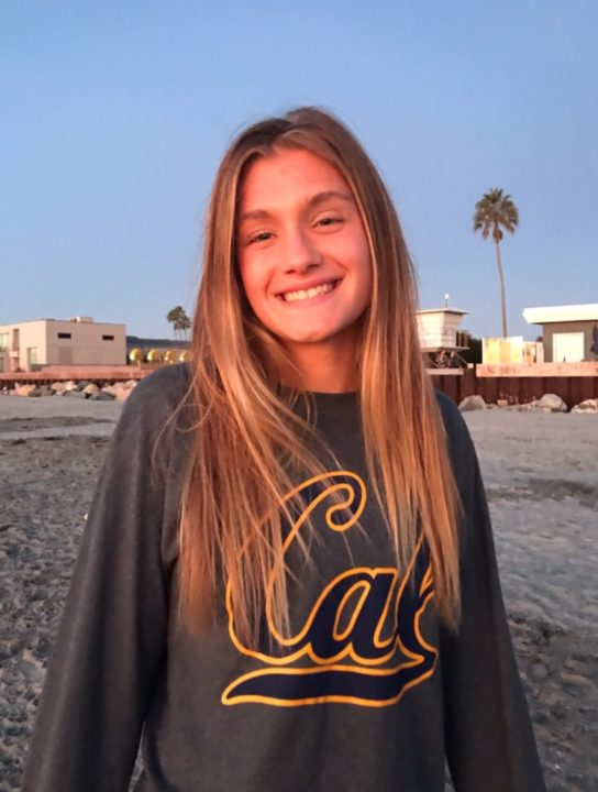 California State Champion Mia Kragh Verbally Commits to Cal (2021)