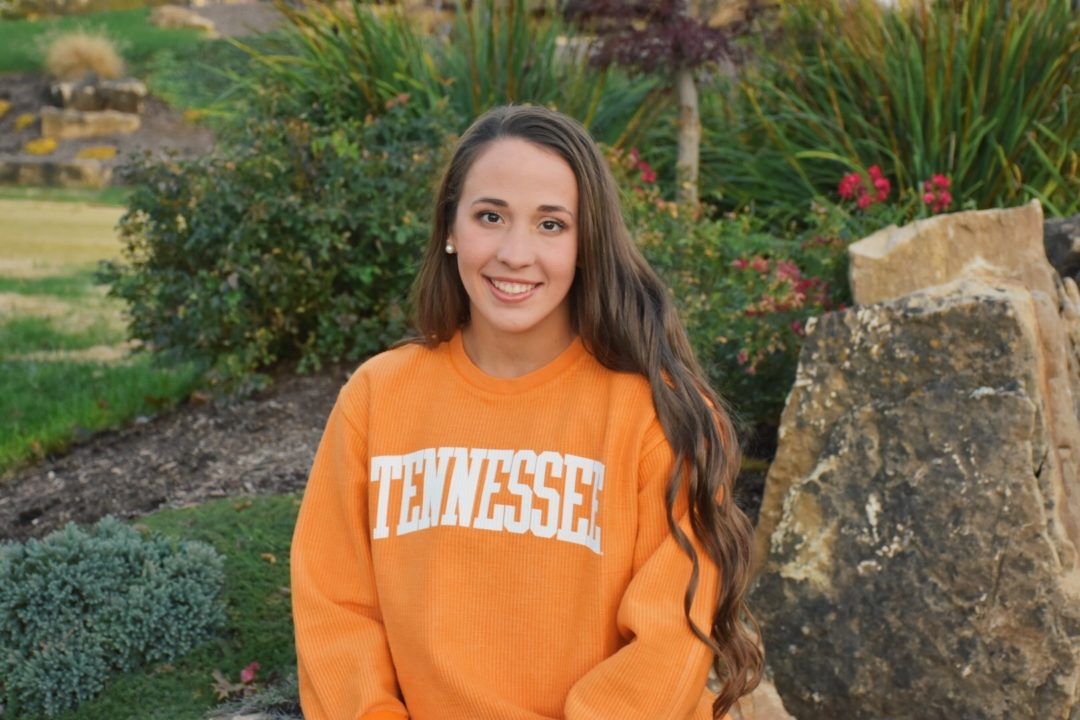 Three Event Olympic Trials Qualifier Kate McCarville Verbals to Tennessee 2021