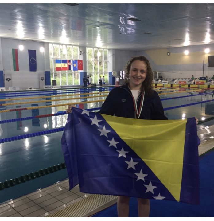Bosnia & Herzogovina National Record Holder Nejla Karic Commits to Toledo