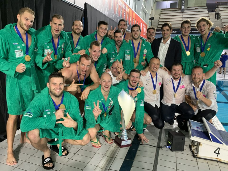 Ferencvaros Retains Water Polo Super Cup, Comes Back From 8-4 Deficit