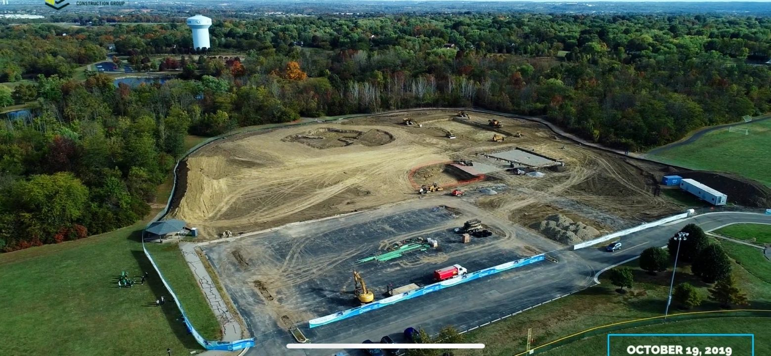 The City of Mason, Ohio is Building a New 900-Seat, 50-Meter Pool