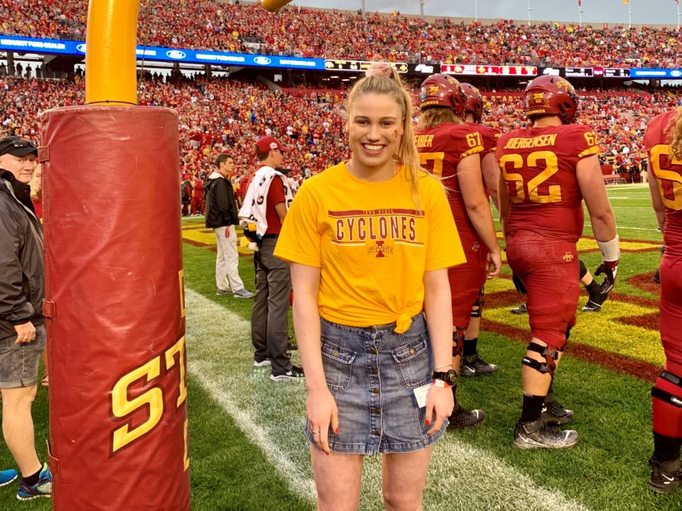 New Zealand National Champion Andie Quirke Verbally Commits to Iowa State