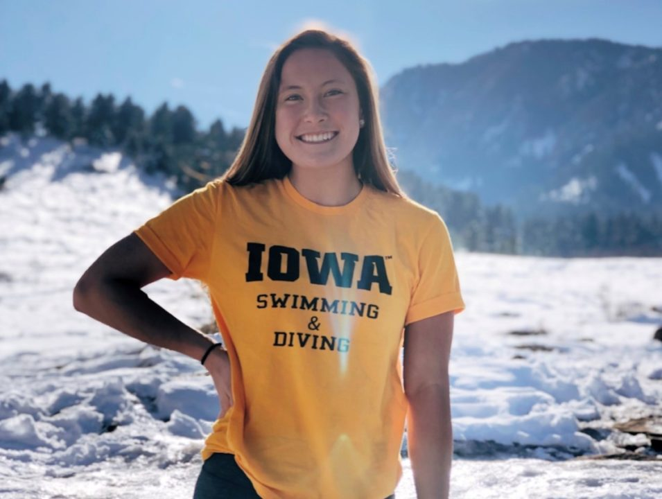Colorado Sprinter Maddie Black Verbally Commits to Iowa Hawkeyes for 2020-21