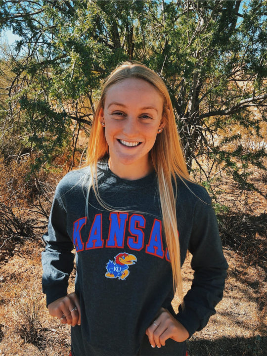 Arizona High School State Runner-Up Kara Church Commits to Kansas