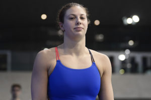 Arianna Castiglioni penalizada con 4 puntos tras no presentarse a los 200 braza