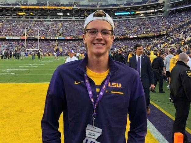 Winter Juniors Qualifier Mitchell Mason Commits to LSU