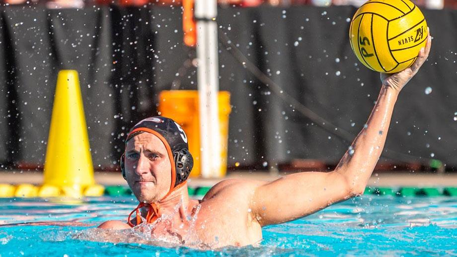 Pacific's Pavillard, Cote Tabbed as GCC WP Player, Newcomer of the Year