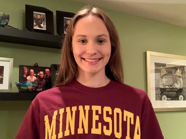Canadian Sprinter Oksana Chaput (2021) Makes Verbal Commitment to Minnesota