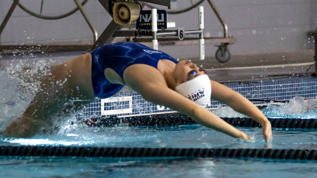 Montiel, Rodriguez, Cheetham Win Two Events Each in NAU Sweep of New Mexico