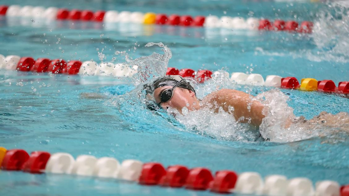 Northeastern 400 Free Relay Clinches 152-148 Win over New Hampshire